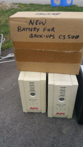 APC CS-500  Power-Saving Back-UPS