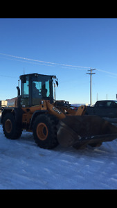 2014 Case 521F Loader for Sale