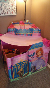Sophia the first tent