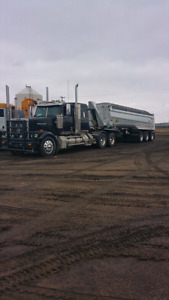 2012 western star and 2016 doepker