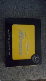Holden collectable playing cards Parramatta Parramatta Area Preview