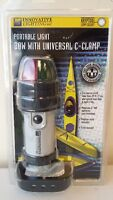 BRAND NEW - Portable Marine Bow Light with Universal C - Clamp