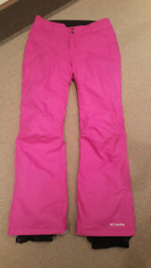 Women Columbia insulated ski and snowboard pants Medium