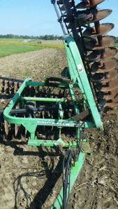 Deutz Allis folding disc