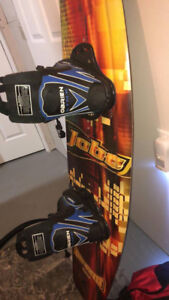Adult Jobe Wakeboard + O Brien Boots Perfect Condition