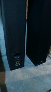 Paradigm bipolar speakers high quality