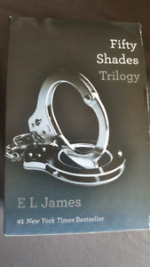Books fifty shades and others
