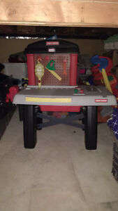 Craftsman Kids Work Bench