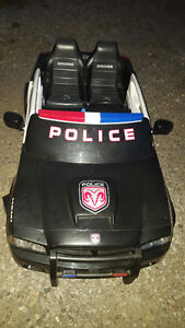 Charger Police Car 12V Cambridge Kitchener Area image 2