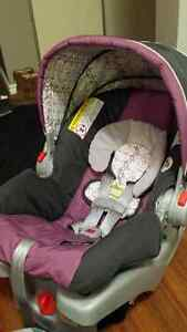 Graco snugride 30 click and connect infant car seat London Ontario image 1