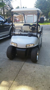 2012 Elite EZ-GO GOLF CART  (electric)