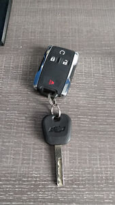 Lost Truck Key and Keyless Entry Fob