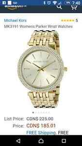 MK LADIES watch, small