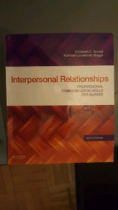 Interpersonal Relationships, Sixth Edition