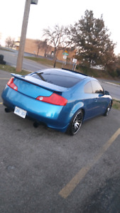 2003 infiniti g35 caupe brembo package
