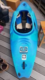 Pyranha s8 kayak/canoe