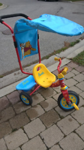 Winnie the Pooh Tricycle