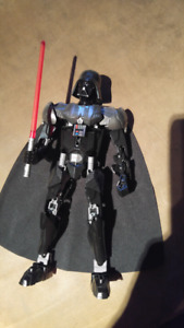 Lego Darth Vader buildable figure