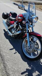 Yamaha raider 1900 cc 2009