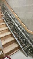 Industrial Rollers/Conveyors - $300 OBO