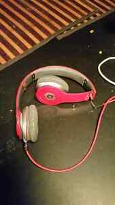 Beats by DRE head phones (Solo HD) Stratford Kitchener Area image 2