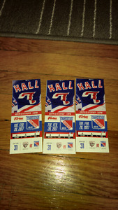 Kitchener Ranger tickets, 3 for Tuesday Feb 28 at 7pm