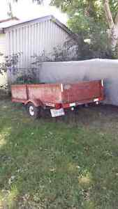 Utility Trailer for sale Reduced to $500.00 firm