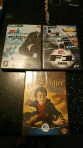 3 Jeux de PC