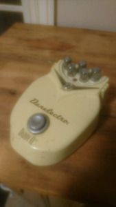 Danelectro Daddy-O overdrive pedal