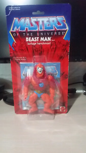 Beast man reissue