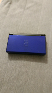 Blue ds lite with games