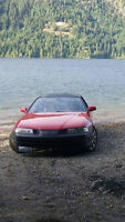 1996 Honda Prelude Coupe (2 door)
