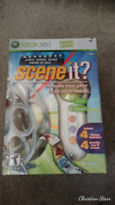 Scene it? Game for Xbox 360