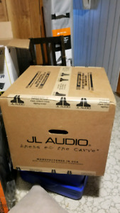 BNIB JL Audio 12W7. Not Opened