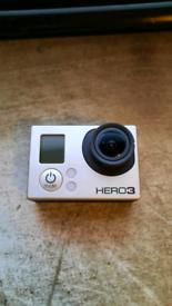 GoPro Hero 3 - Silver Edition