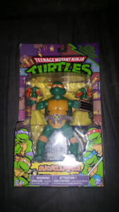 Teenage mutant ninja turtles figure!