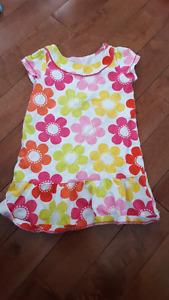 7 size 24 month/2t dresses