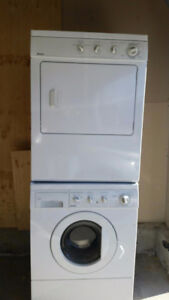 Maytag Stackable Wash & Dryer