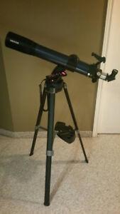 Telescope Meade  (102mm) & AudioStar Controller & Tripod