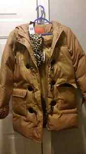 Ladies down filled winter/snow jacket/coat
