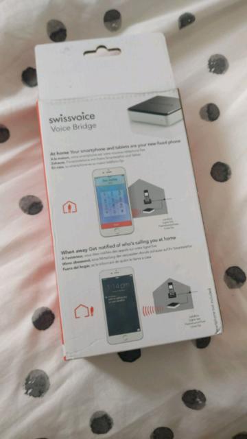 Swissvoice landline calls transfered to your mobile | in Tower Bridge,  London | Gumtree