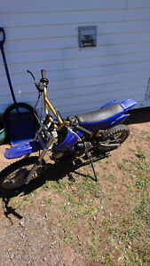 Dirt bike for sale or trade