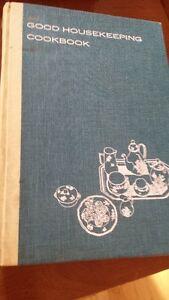 Antique Good Housekeeping Cookbook 1963