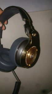 Limited monster 24k headphones
