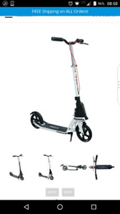 Globber One K Scooter