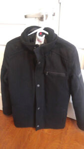 Men's Esprit Wool Coat Like New