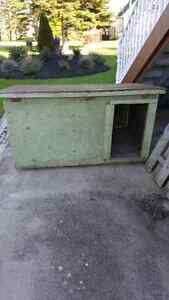 Dog Kennel and Dog house for sale..
