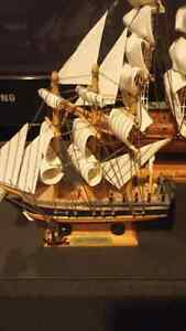 Small wooden ships Cambridge Kitchener Area image 2