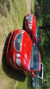 2-  2008 Buick Allure 's