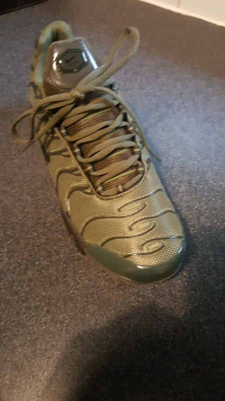 reputable site 49094 69df0 Nike air max plus tn khaki size 11 | in Bolton, Manchester | Gumtree
